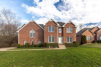 Goodlettsville Single Family Home For Sale: 103 Forest Oaks Dr