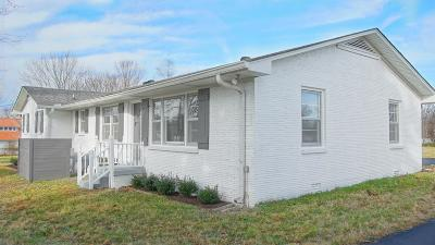Portland Single Family Home For Sale: 102 Fowler Ford
