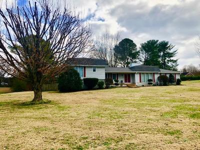 Old Hickory TN Single Family Home Under Contract - Not Showing: $259,900