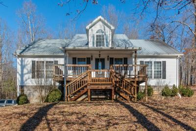 Shelbyville Single Family Home For Sale: 1140 Smith Chapel Dr