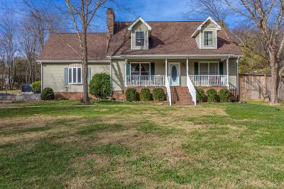 Columbia Single Family Home Under Contract - Showing: 1513 Jacobs Rd