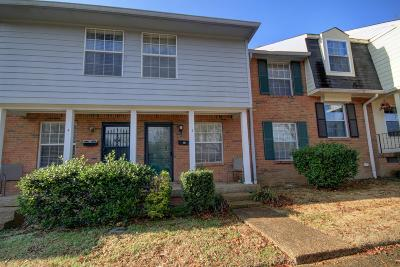 Nashville Condo/Townhouse For Sale: 5510 Country Dr Apt 3