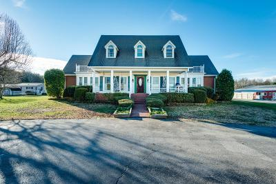 Cookeville Single Family Home For Sale: 7470 Smith Chapel Rd