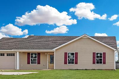 Christian County Single Family Home Under Contract - Showing: 150 Kentucky Ridge