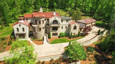 Franklin Single Family Home For Sale: 1613 Whispering Hills Dr