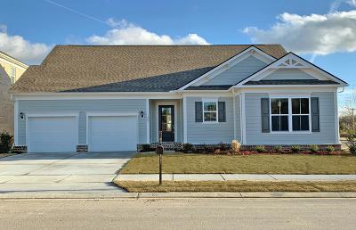 Franklin  Single Family Home For Sale: 100 Ketch Ct - Lot 136