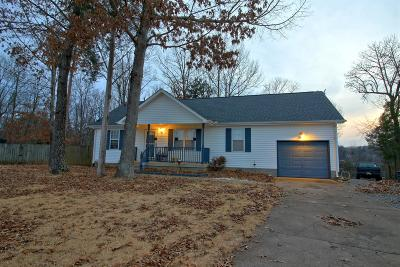 Lavergne Single Family Home Under Contract - Not Showing: 1204 Welsh Dr
