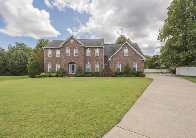 Single Family Home For Sale: 2006 Abrams Ct