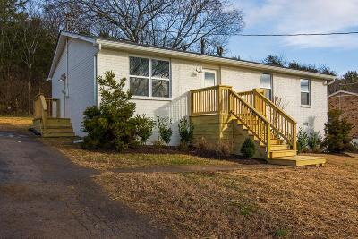 Franklin Single Family Home Under Contract - Showing: 212 Ash Dr