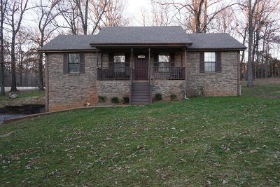 Robertson County Single Family Home Under Contract - Showing: 2524 Christopher Ln
