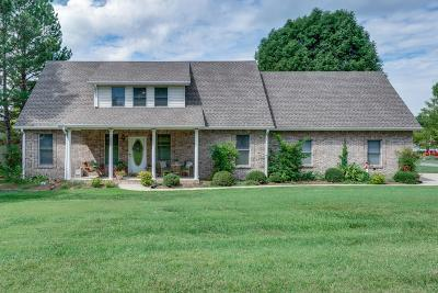 Robertson County Single Family Home Under Contract - Showing: 6289 Kenwood Dr