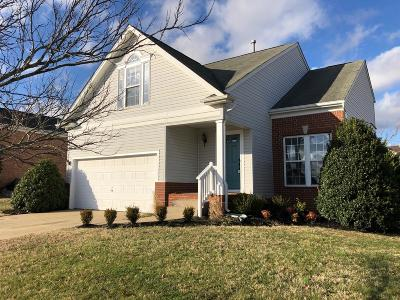 Spring Hill  Single Family Home Under Contract - Not Showing: 2961 Buckner Ln