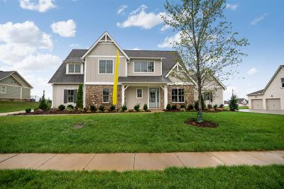 College Grove Single Family Home Under Contract - Not Showing: 6620 Flushing Dr, Lot 133