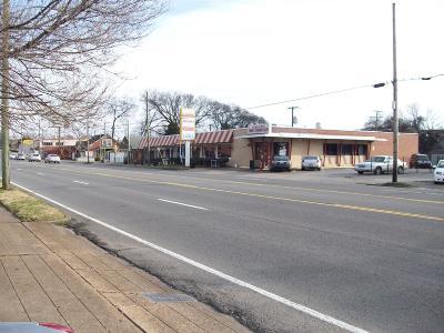 Nashville Commercial For Sale: 407 Murfreesboro Pike
