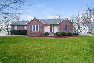 Robertson County Single Family Home Under Contract - Not Showing: 1022 Blue Ridge Pkwy
