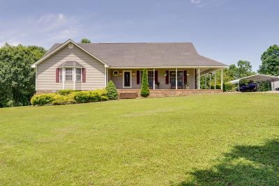 Hohenwald Single Family Home Under Contract - Not Showing: 342 Grinder Creek Rd