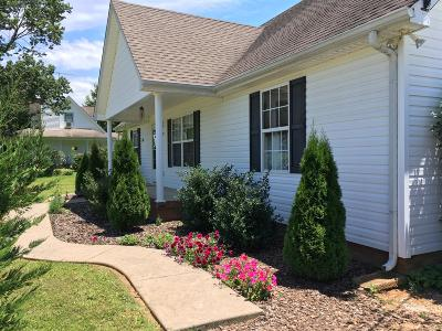 Marshall County Single Family Home Under Contract - Showing: 1535 Old Highway 99