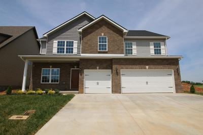 Clarksville Single Family Home Under Contract - Showing: 171 Summerfield