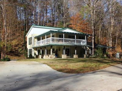 Franklin County Single Family Home For Sale: 178 Honey Hollow Ln
