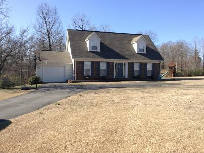 Dickson Single Family Home For Sale: 100 West Dell Rd