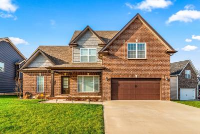 Clarksville Single Family Home For Sale: 2024 Dorsey Ct