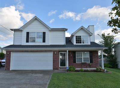 Lavergne Single Family Home Under Contract - Not Showing: 923 Lavergne Ln