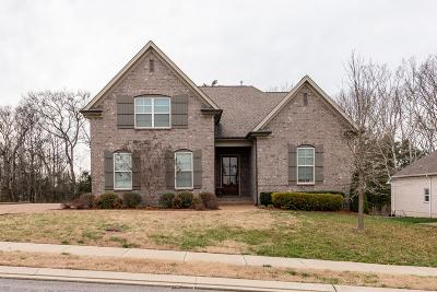Williamson County Single Family Home Under Contract - Showing: 4005 Old Light Cir