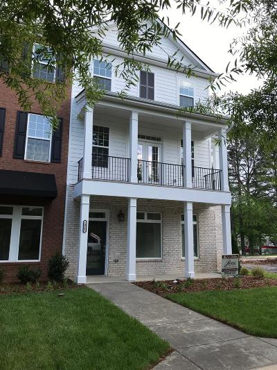 Smyrna Condo/Townhouse Active Under Contract: 1035 Avery Park Drive