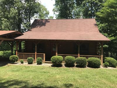 Houston County, Montgomery County, Stewart County Single Family Home For Sale: 440 Hickman Shores Rd