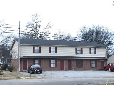 Sumner County Commercial For Sale: 100 Reed St