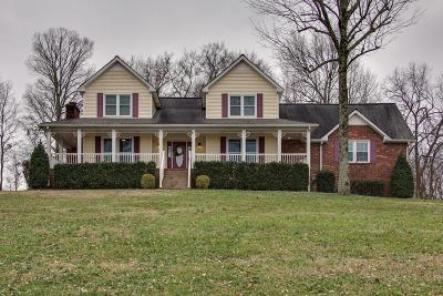 Goodlettsville Single Family Home Under Contract - Not Showing: 2007 Crencor Dr