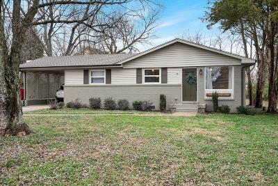 Clarksville Single Family Home Under Contract - Showing: 46 Hayes St