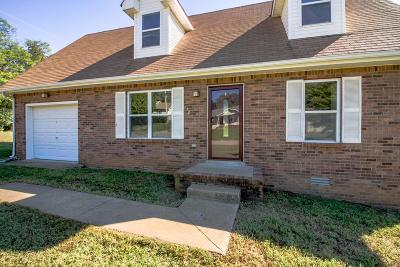Christian County Single Family Home For Sale: 1025 Poppy Seed Drive