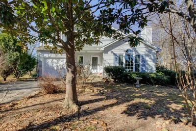Clarksville Single Family Home Under Contract - Not Showing: 104 Iris Ct