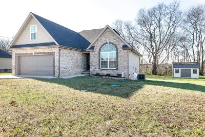Marshall County Single Family Home For Sale: 5861 Villa Way