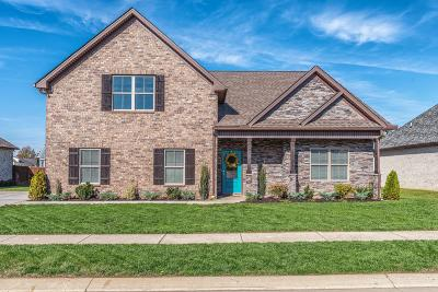 Single Family Home For Sale: 1906 Satinwood Dr