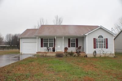 Lavergne Single Family Home Under Contract - Not Showing: 128 Riverwood Dr