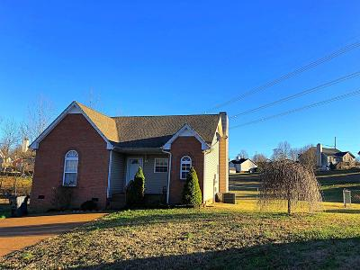 Robertson County Single Family Home Under Contract - Not Showing: 2015 Holloway Ct
