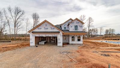 Clarksville Single Family Home Under Contract - Showing: 66 Reserve At Sango Mills