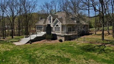 Single Family Home For Sale: 139 Dogwood Springs Dr