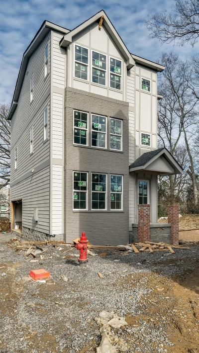 Single Family Home For Sale: 122 D Oceola Avenue