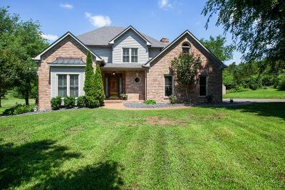 Franklin Single Family Home For Sale: 1497 Greerview Circle