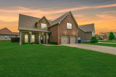 Clarksville Single Family Home For Sale: 803 Carousel Ct