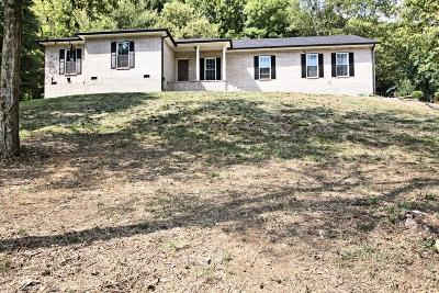 Columbia Single Family Home For Sale: 1147 Rip Steele Rd