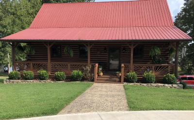 Houston County, Montgomery County, Stewart County Single Family Home For Sale: 182 Lakeshore Cir