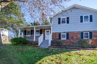 Hermitage Single Family Home For Sale: 8124 Bonnafair Dr