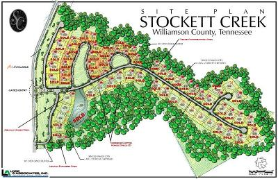 Franklin Residential Lots & Land For Sale: 1065 Stockett Dr