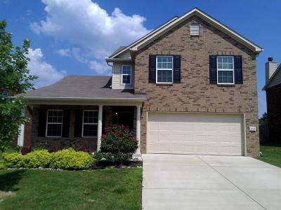Hendersonville Rental Under Contract - Not Showing: 1019 Patmore Ln