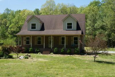 Houston County, Montgomery County, Stewart County Single Family Home For Sale: 1206 Elk Creek Rd