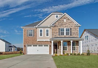 Murfreesboro Single Family Home For Sale: 3632 Willow Bay Lane - Lot 137